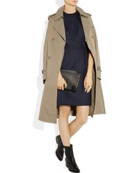Junya Watanabe | Natural Cotton Trench Cape | Lyst