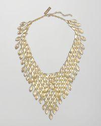 Kendra Scott | Metallic Tanay Collar Necklace  | Lyst