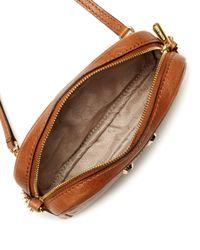 Michael Kors | Brown Uptown Astor Crossbody Bag | Lyst
