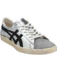 Onitsuka Tiger - Gray Fabre Deluxe for Men - Lyst
