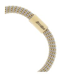 Carolina Bucci | Metallic Twister 18karat Goldplated Sterling Silver Bracelet | Lyst