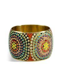 Antik Batik | Multicolor Patterned Bracelet | Lyst