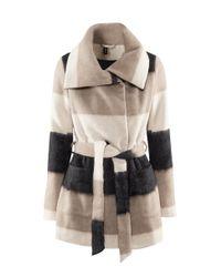 H&M | Beige Coat | Lyst