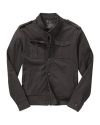Gap | Gray Military Jacket for Men | Lyst