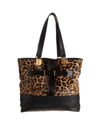 Christian Louboutin | Animal Sybil Reversible Tote | Lyst