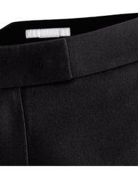 H&M - Black Shorts - Lyst