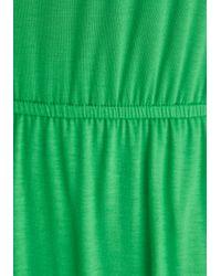 ModCloth | Green How You Bean Dress | Lyst