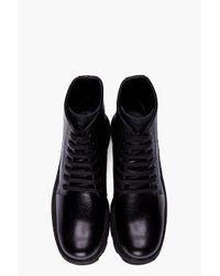 Jil Sander | Black Corsaro Riso Boots for Men | Lyst