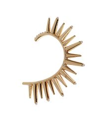 TOPSHOP | Metallic Spike Ear Cuff | Lyst