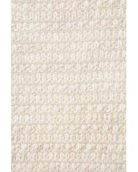 Topshop | Beige Knitted Grill Stitch Jumper | Lyst