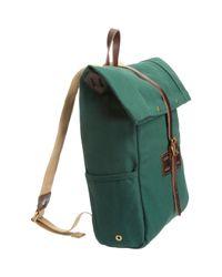Barneys New York - Green Rucksack for Men - Lyst