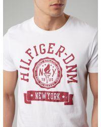 Tommy Hilfiger   White Federer Tshirt for Men   Lyst