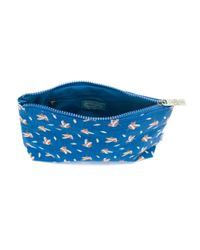 Ollie & Nic | Blue Hilda Duck Washbag | Lyst