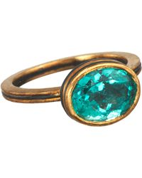 Judy Geib - Yellow Emerald Lovely Ring - Lyst