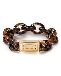 Michael Kors | Animal Heritage Link Bracelet | Lyst
