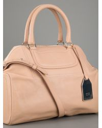 See By Chloé | Pink Large Embossed Tote | Lyst