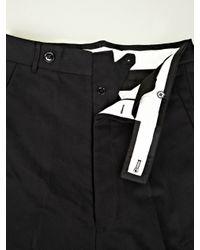 Rick Owens | Black Rick Owens Mens Astaire Trouser for Men | Lyst