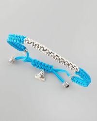 Lagos - Blue Ilios Topaz Citrine Bracelet - Lyst