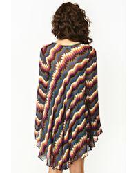 Nasty Gal - Multicolor Banjo Dress - Lyst
