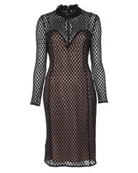 Alice By Temperley | Beige Davis Dress | Lyst