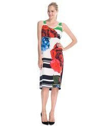 Preen By Thornton Bregazzi | Multicolor Resort Mason Dress | Lyst