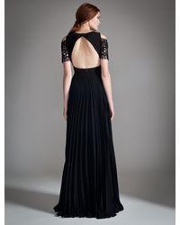 Temperley London | Black Long Catherine Dress | Lyst