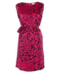 Temperley London | Multicolor Dianthus Shift Dress | Lyst