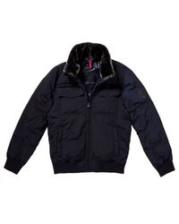 Tommy Hilfiger   Blue Ken Bomber Jacket for Men   Lyst