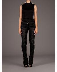 Balmain | Black Slim Jean | Lyst