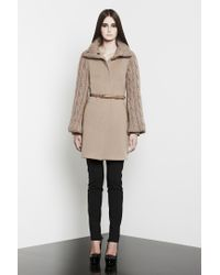 Mackage - Natural Theola Coat - Lyst