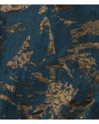 AllSaints   Blue Opulence Dress   Lyst