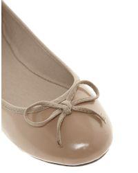Miss Kg Gray Lola Ballet Flats