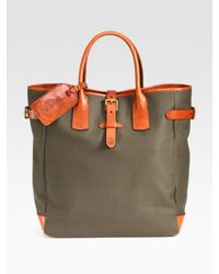 09312ac80b Lyst - Polo Ralph Lauren Canvas Tote in Natural for Men