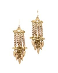 Lulu Frost | Metallic Aurora Earrings | Lyst