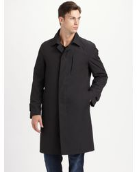 Sanyo | Black Sundance Water-repellent Coat for Men | Lyst