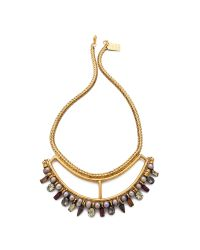Lizzie Fortunato | Metallic The Paris Boulevard Necklace | Lyst