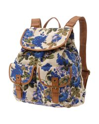 ALDO | Multicolor Aldo Menches Floral Backpack | Lyst