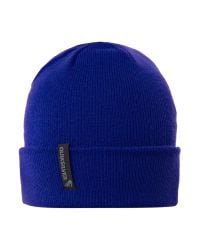 Quiksilver - Blue Strate Beanie Hat for Men - Lyst