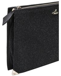 Vivienne Westwood - Black Hollywood Clutch - Lyst