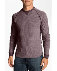 Under Armour | Purple Coldgear Thermal Tshirt for Men | Lyst