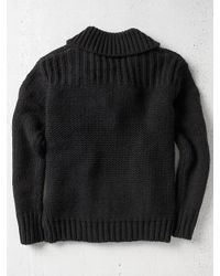 DIESEL | Black Nani Sweater for Men | Lyst