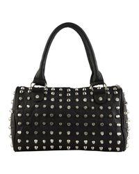 ALDO - Black Derise Satchel Bag - Lyst