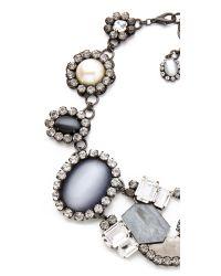 Erickson Beamon - Metallic Matador Necklace - Lyst
