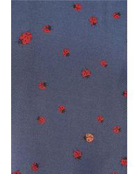 Boy by Band of Outsiders - Blue Ladybug Dress - Lyst