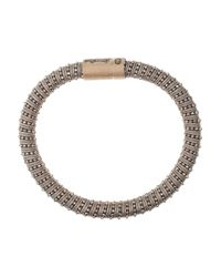 Carolina Bucci | Blue Money Charm Lucky Bracelet | Lyst
