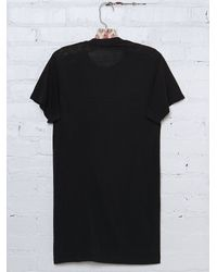 Free People | Black Vintage Harley Davidson Graphic Tee | Lyst