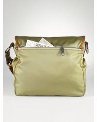 Lauren by Ralph Lauren - Brown Weymouth Crested Field Bag - Lyst