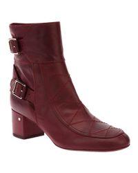 Laurence Dacade | Brown Rabbit Fur Merli Boot | Lyst