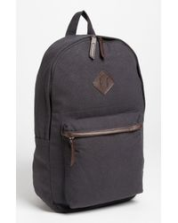 TOPMAN | Gray Backpack for Men | Lyst