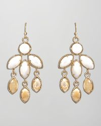 Kendra Scott | Metallic Tierney Earrings  | Lyst